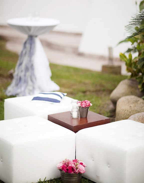 Lounging Around A Special Space At Your Wedding Reception